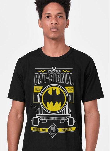 Camiseta Batman Bat-Sinal