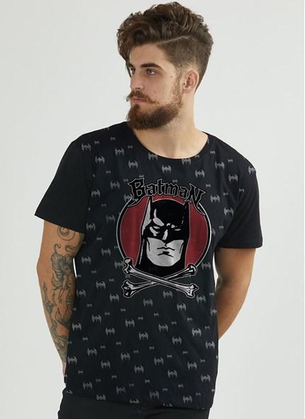 Camiseta Batman Bones