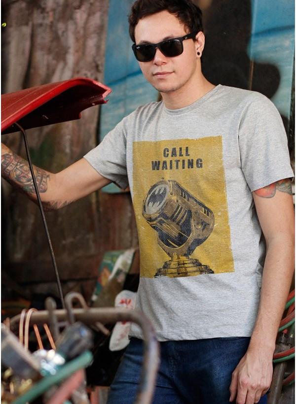 Camiseta Batman Chamada em Espera