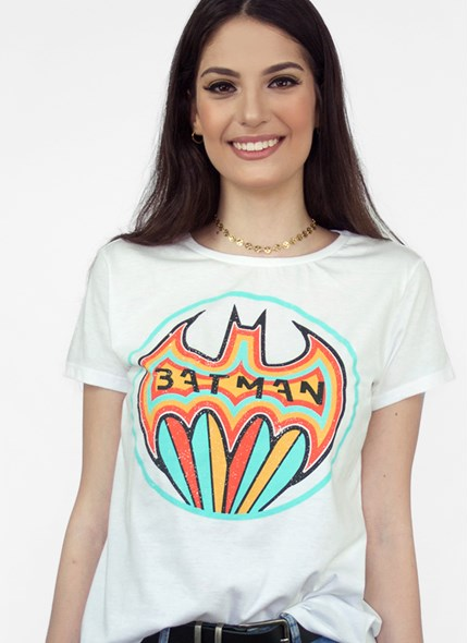 Camiseta Batman Colorful