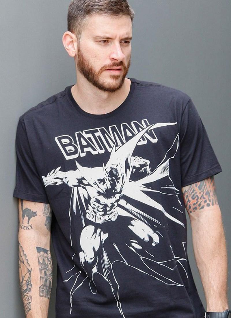 Camiseta Batman Dark Knight Mono
