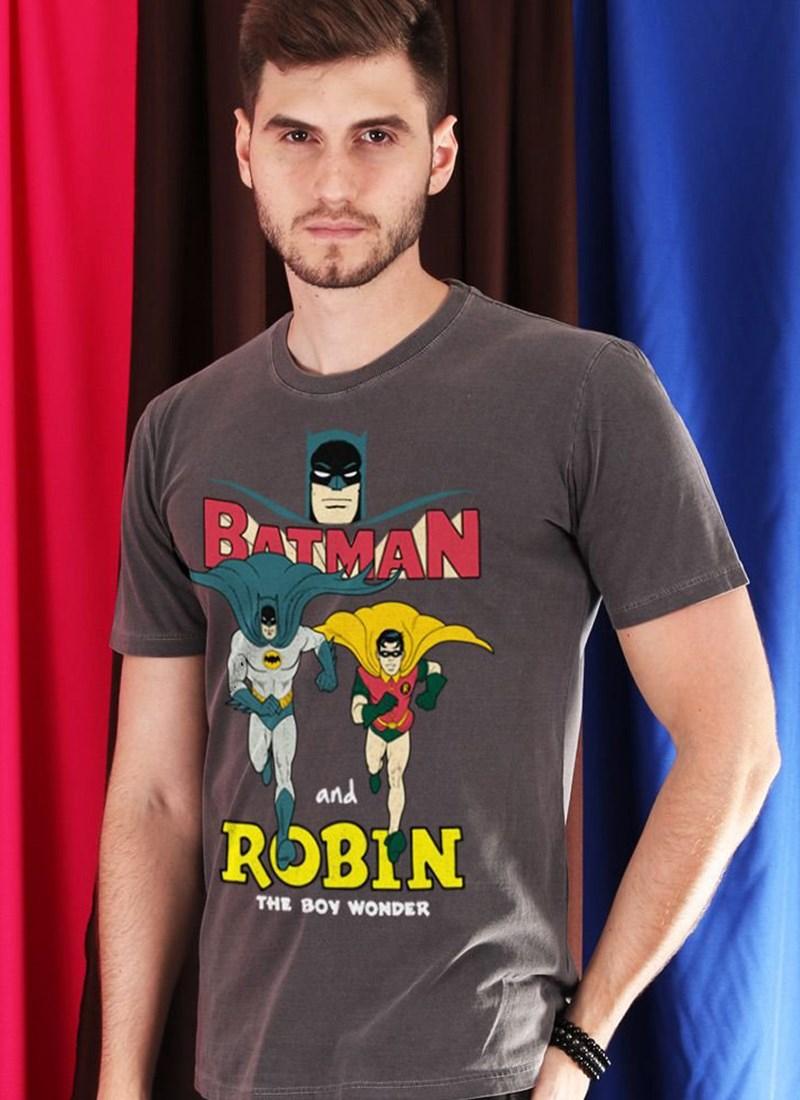 Camiseta Batman e Robin, O menino Prodígio