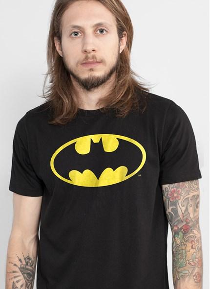 Camiseta Batman Logo Clássico