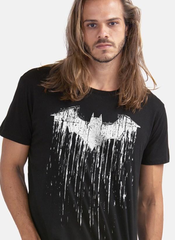 Camiseta Batman Melting