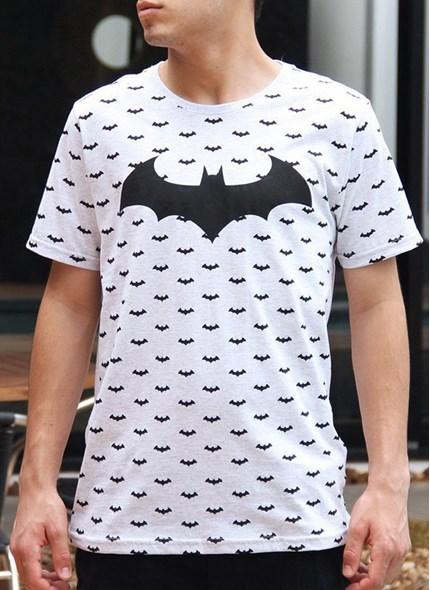 Camiseta Batman Mini Logos