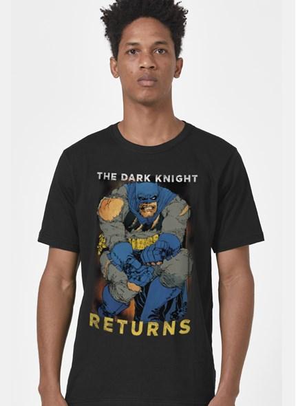 Camiseta Batman O Cavaleiro das Trevas Retorna
