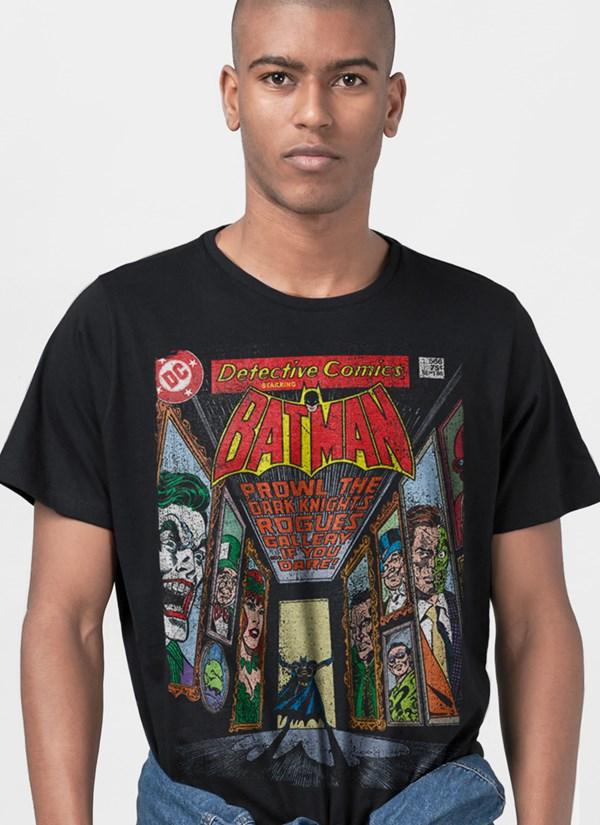 Camiseta Batman Rogues Gallery