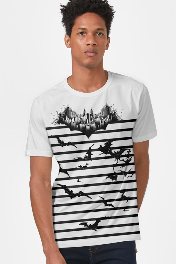 Camiseta Batman Urban