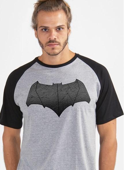 Camiseta Batman VS Superman Logo Batman
