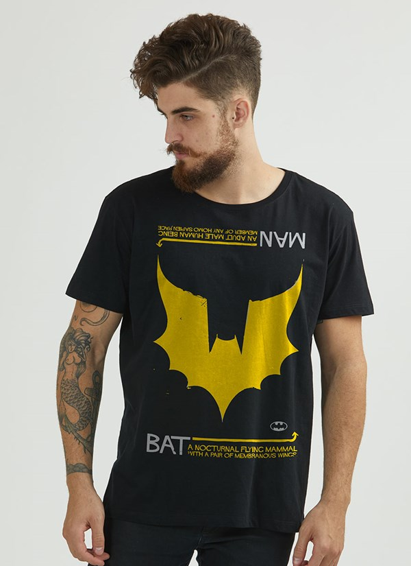 Camiseta Batman Wings