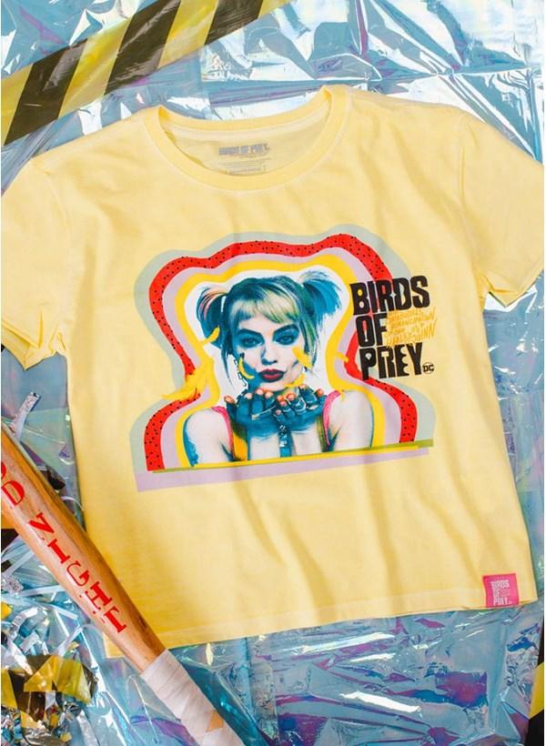 Camiseta Box Birds Of Prey - Aves de Rapina