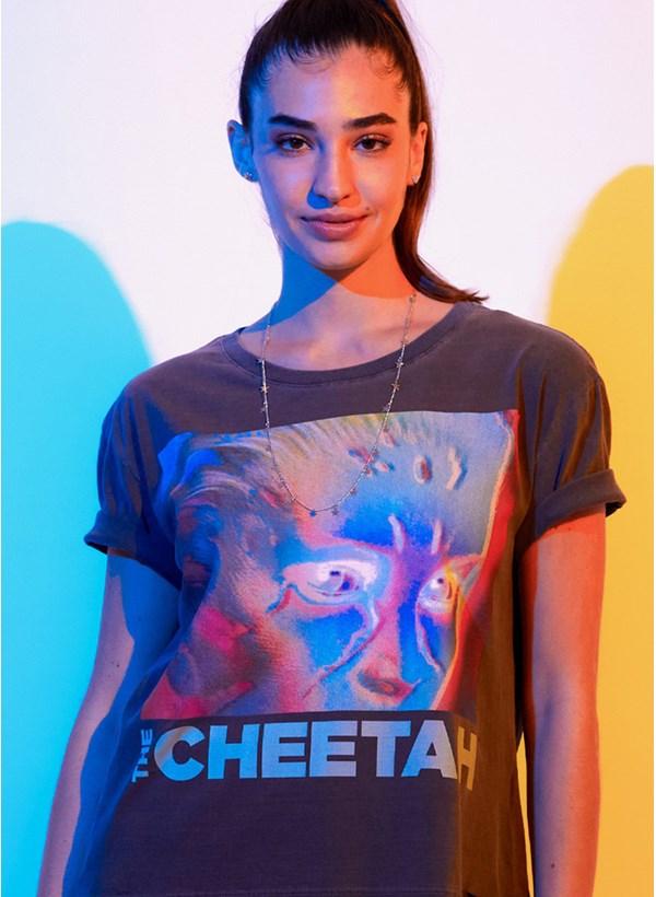 Camiseta Box Mulher Maravilha 1984 The !Cheetah