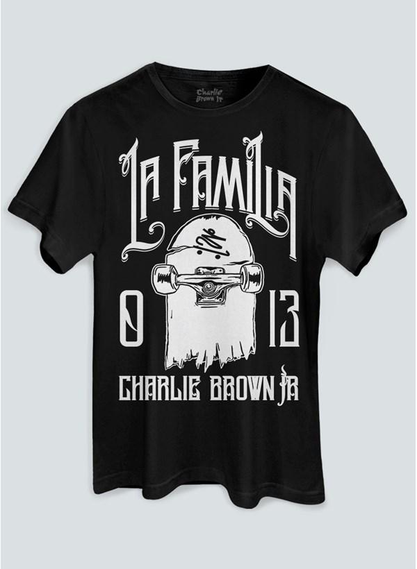 Camiseta Charlie Brown Jr. Skate 013