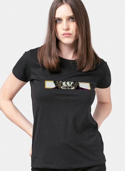 Camiseta Coringa Asilo Arkham