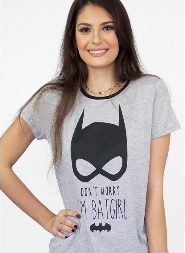 Camiseta DC Comics I'm Batgirl