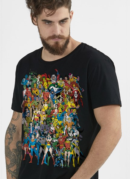 Camiseta DC Comics Originals