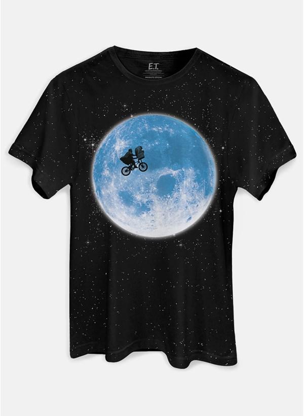Camiseta E.T. And The Moon