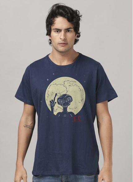 Camiseta E.T. Face