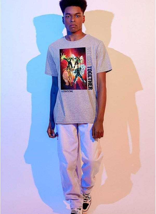 Camiseta Fandome Black Power