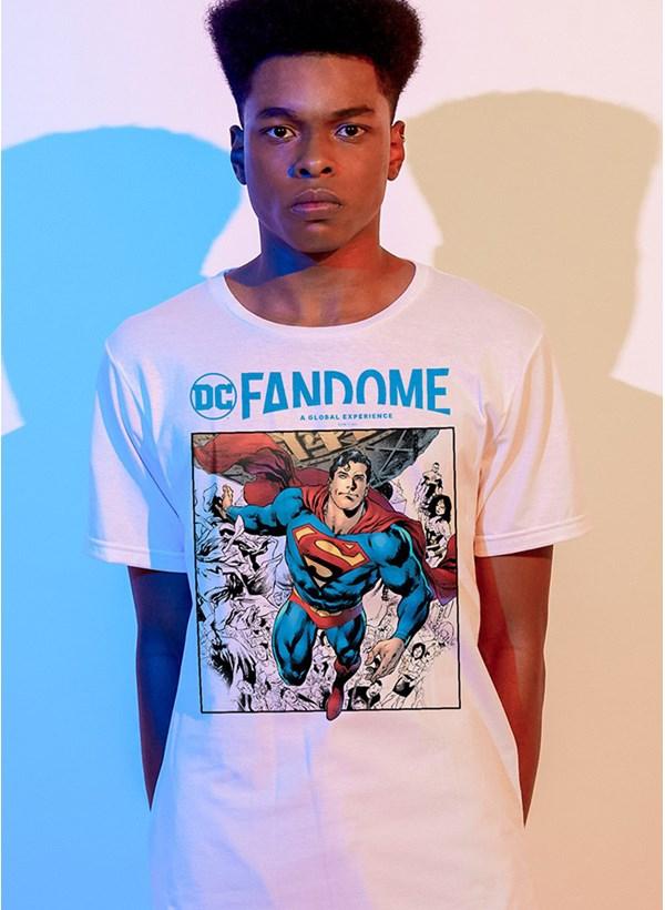 Camiseta Fandome Superman