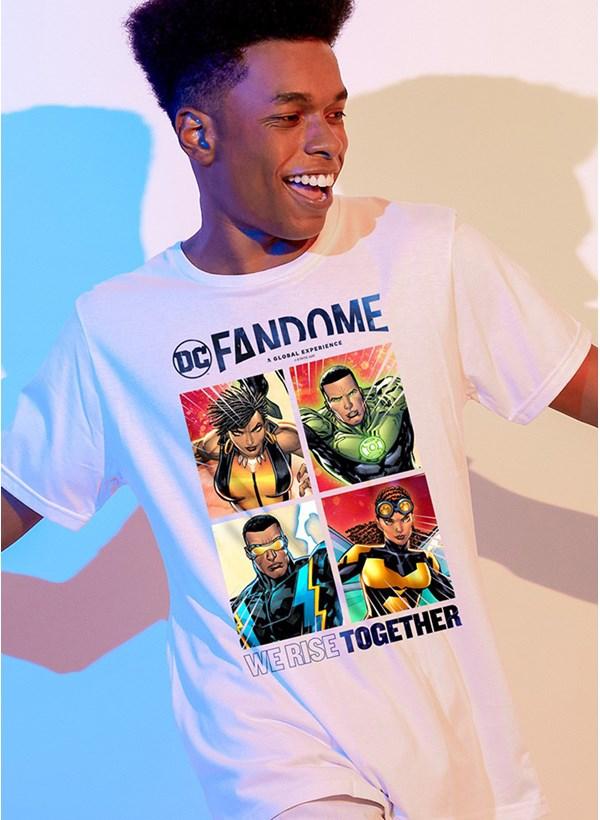 Camiseta Fandome We Rise Together