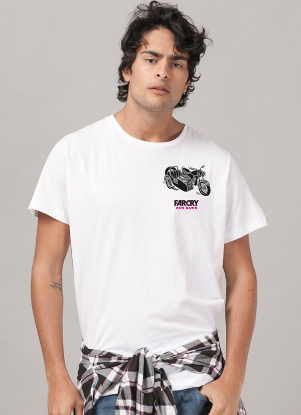 Camiseta Far Cry New Dawn Icons