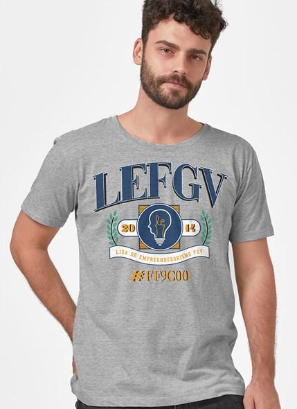 Camiseta FGV LEFGV 2014