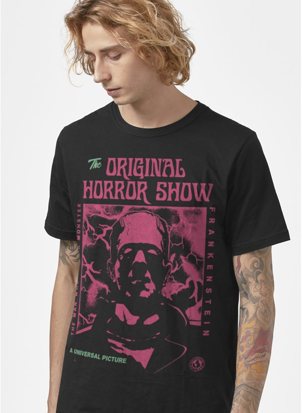 Camiseta Frankenstein The Original Horror Show