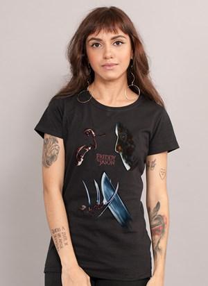 Camiseta Freddy VS Jason