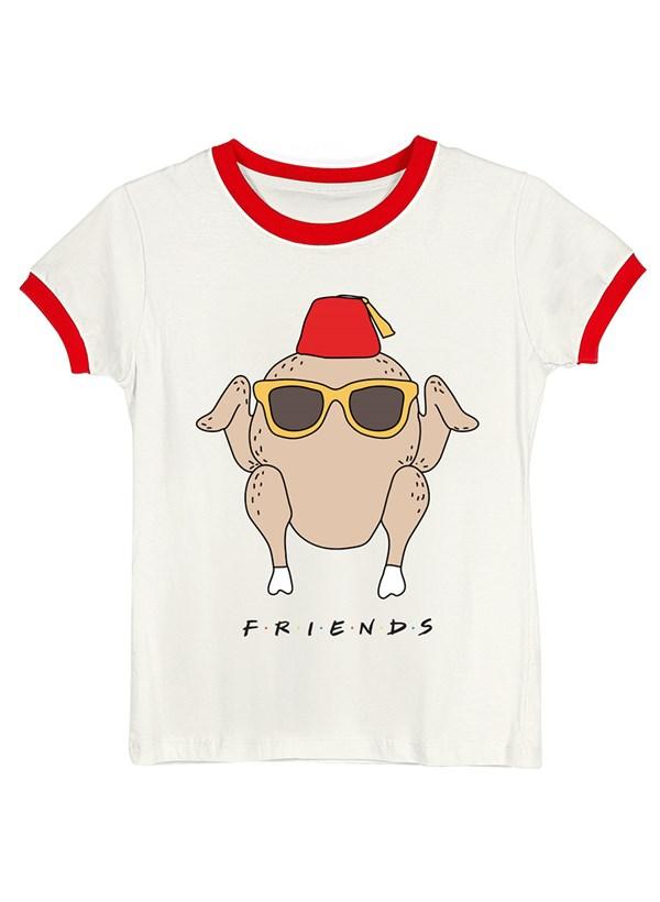 Camiseta Friends Peru