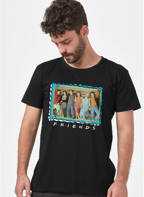 Camiseta Friends Selo