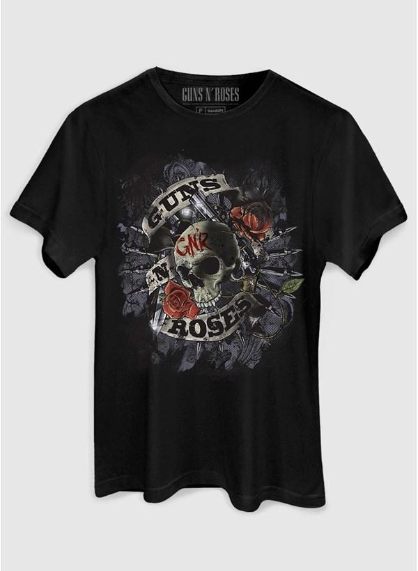 Camiseta Guns N' Roses Firepower