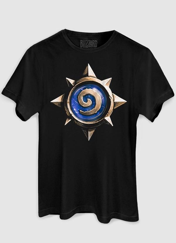 Camiseta Hearthstone Icon