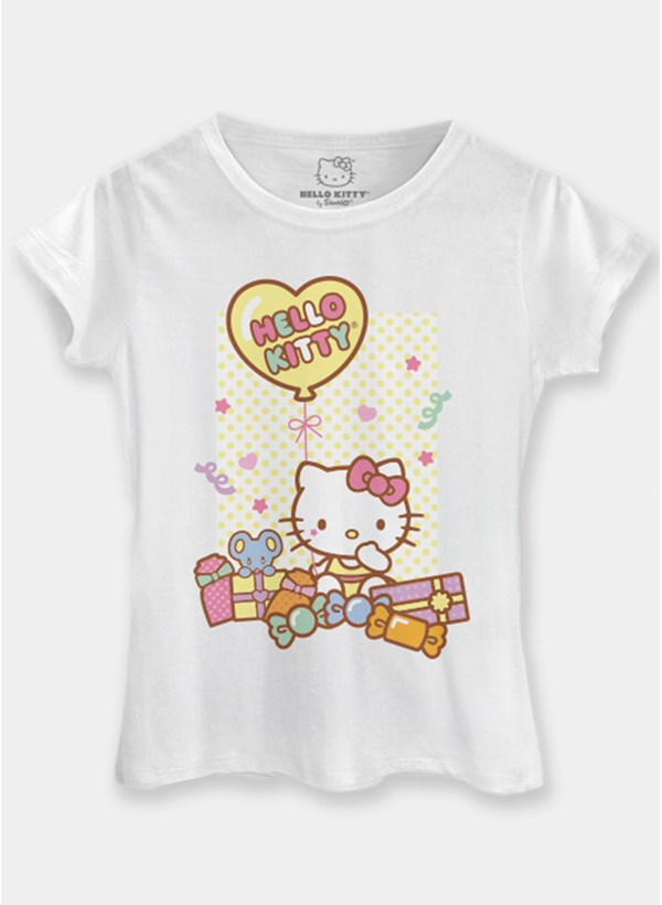 Camiseta Hello Kitty Birthday Gifts