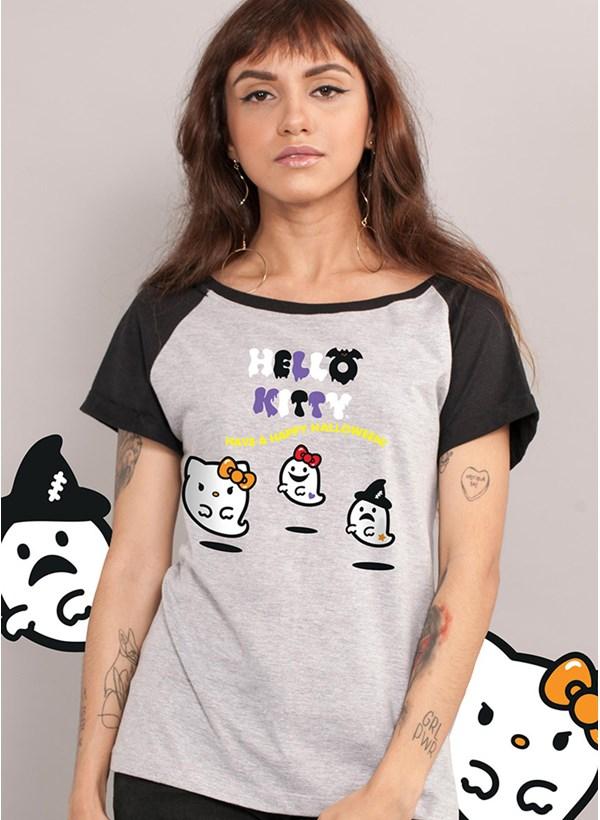 Camiseta Hello Kitty Have A Happy Halloween