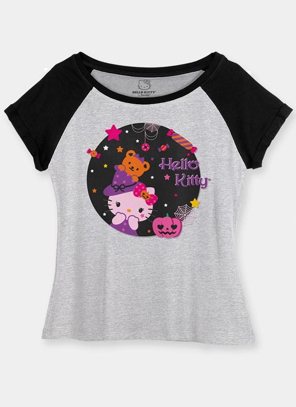 Camiseta Hello Kitty Night Of Halloween