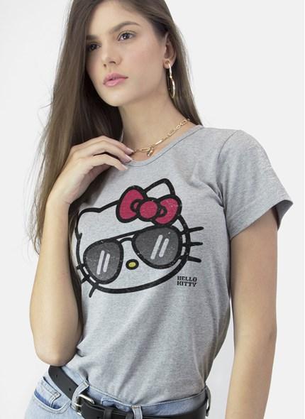 Camiseta Hello Kitty Sunglasses