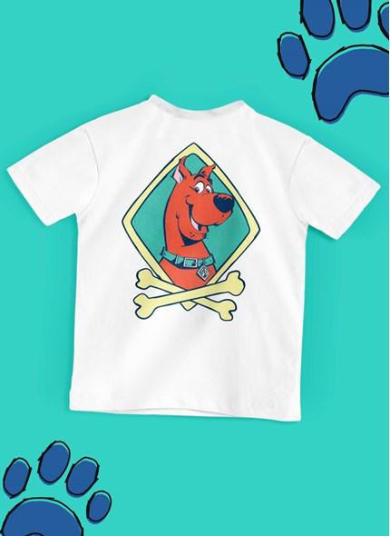 Camiseta Infantil Scooby!