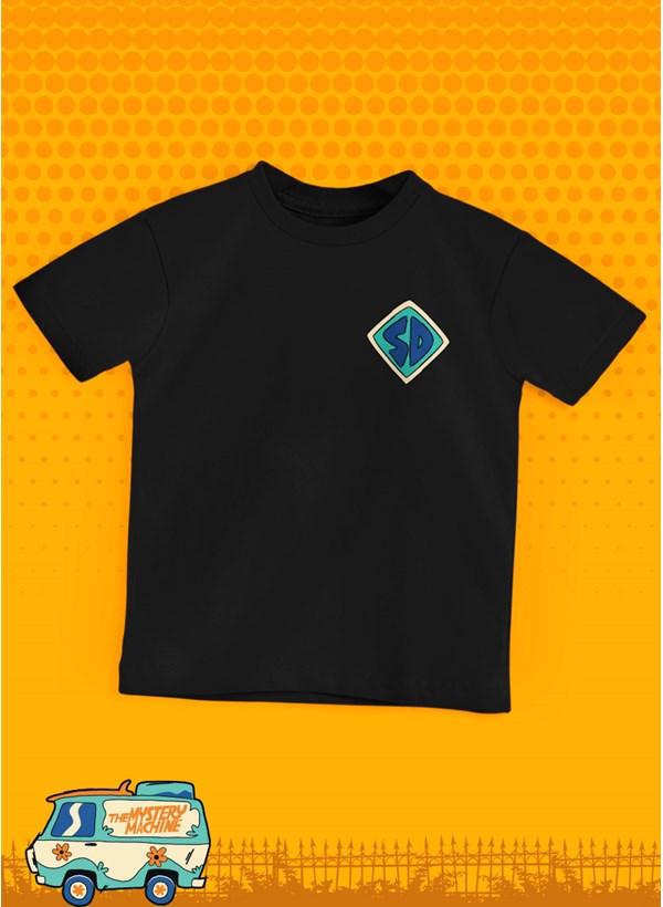 Camiseta Infantil Scooby! Mistério S/A