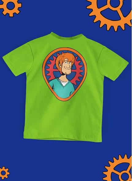 Camiseta Infantil Scooby! Salsicha