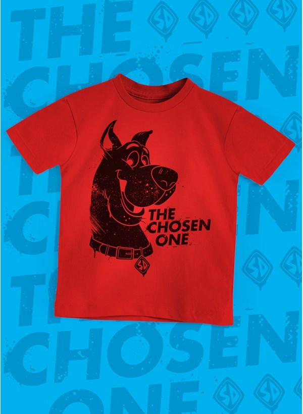 Camiseta Infantil Scooby! The Chosen One