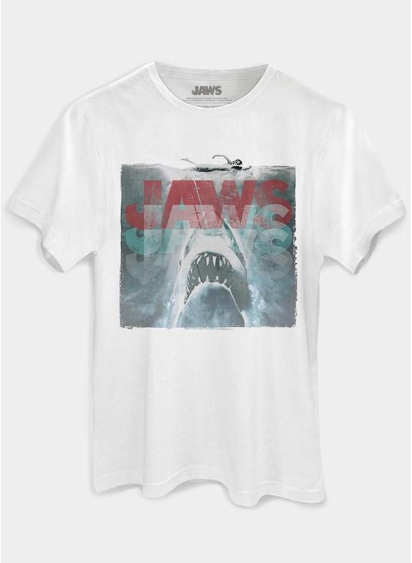Camiseta Jaws Mono