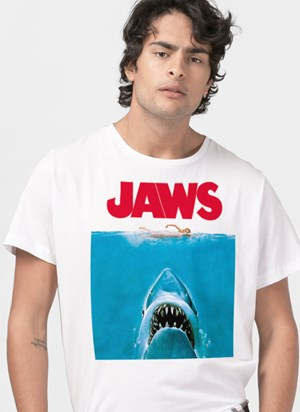 Camiseta Jaws Movie