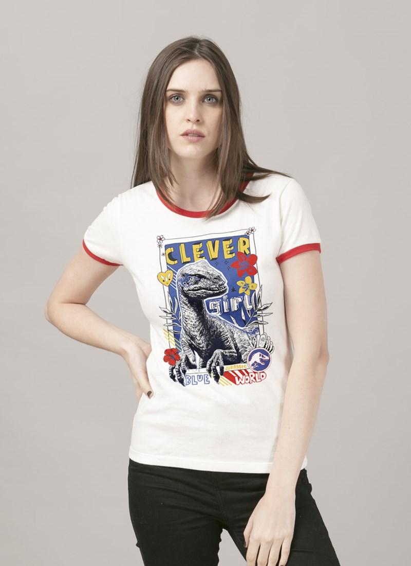 Camiseta Jurassic World Clever Girl