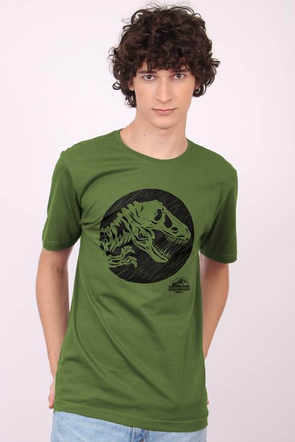 Camiseta Jurassic World Dino