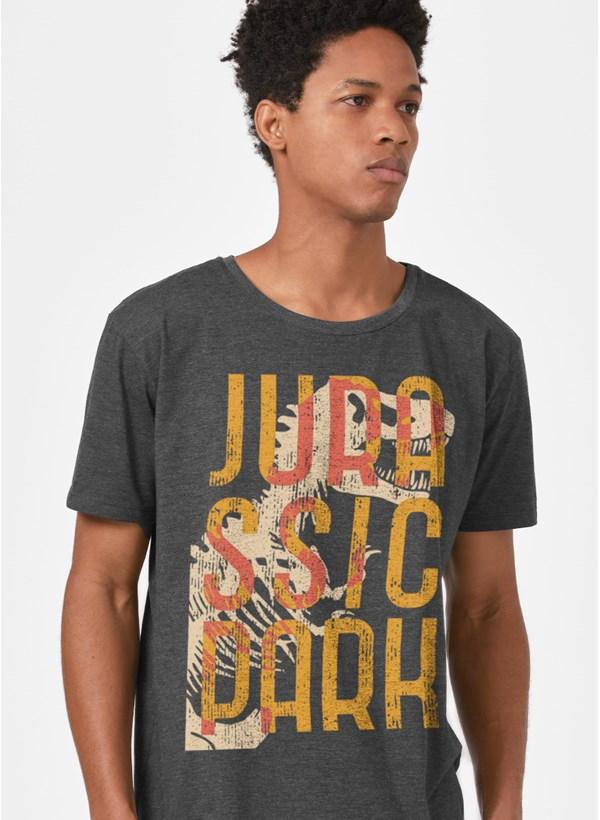 Camiseta Jurassic World Esqueleto