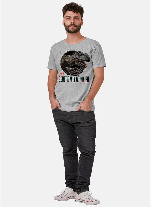 Camiseta Jurassic World Genetically