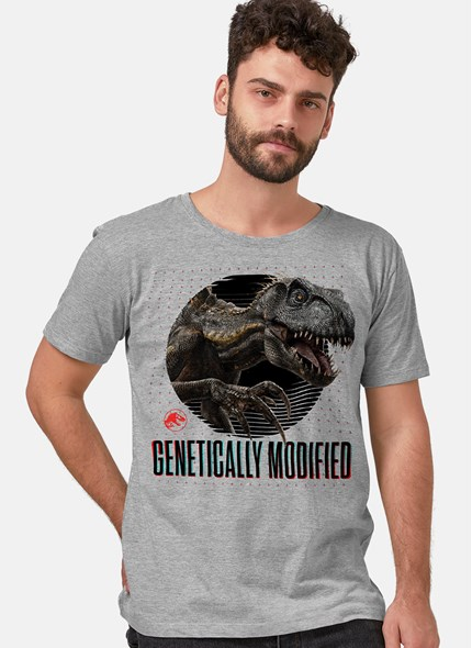 Camiseta Jurassic World Genetically