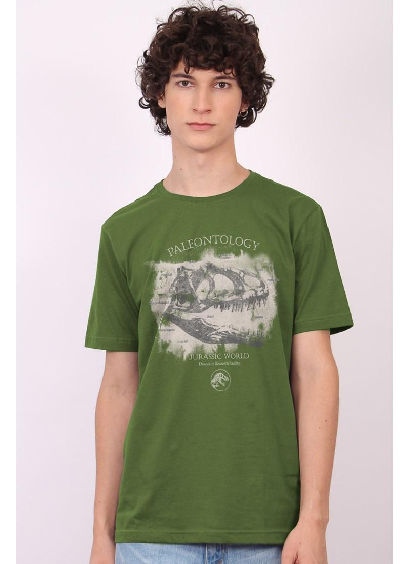 Camiseta Jurassic World Paleontology