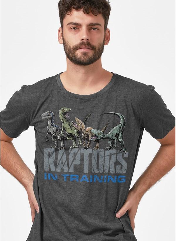 Camiseta Jurassic World Rapitors in Training